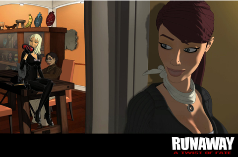 Download Runaway: A Twist of Fate Full PC Game