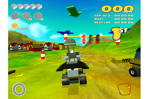 LEGO Racers 2 Screenshots for Windows - MobyGames