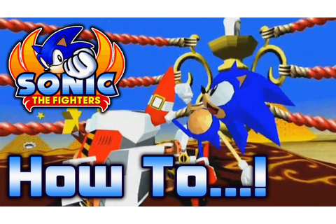 Sonic The Fighters(HD)-How to get Dr.Eggman And Metal ...
