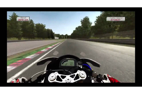 [PC] SBK X - BMW S1000 RR Onboard - Monza - FULL SIM - YouTube