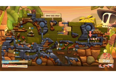 Review: Worms Clan Wars