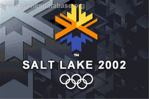 Salt Lake 2002 - Nintendo Game Boy Advance - Games Database