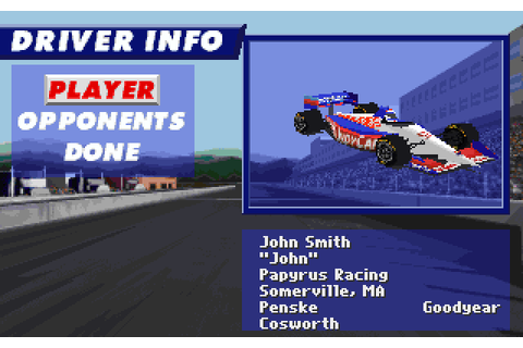IndyCar Racing II Download - PCGamesArchive.com