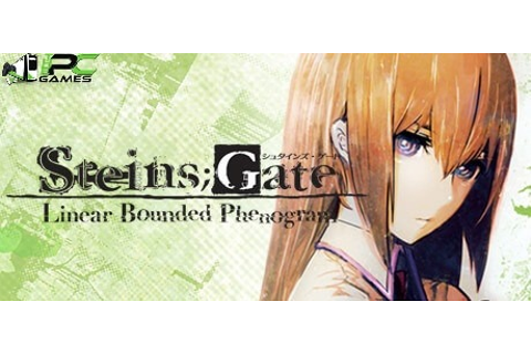 STEINS GATE Linear Bounded Phenogram Free Download