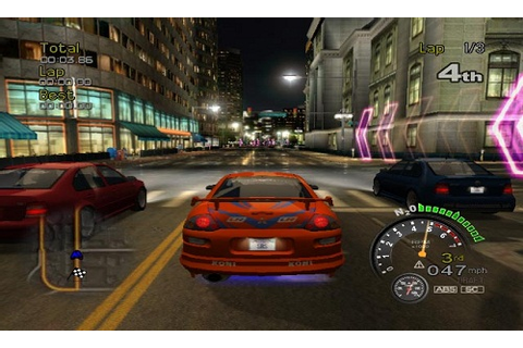 Street Racing Syndicate Free Download - FREE PC DOWNLOAD GAMES