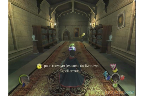 Gameplay Harry Potter et le Prisonnier d'Azkaban : Harry ...