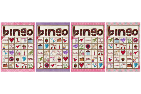 Free Printable Valentines BINGO | Happy Money Saver