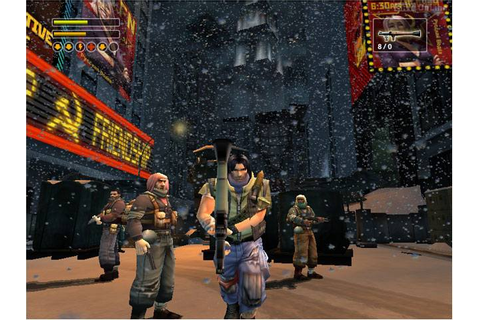 Freedom Fighters - screenshots gallery - screenshot 32/53 ...