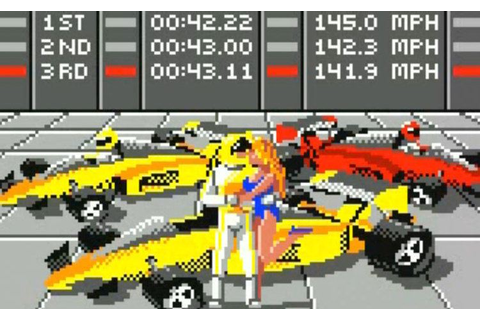 Checkered Flag (video game) - Alchetron, the free social ...