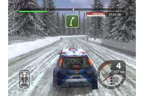 Colin McRae Rally 2005 Game - Free Download Full Version ...