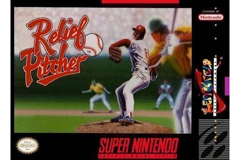 Relief Pitcher ROM - Super Nintendo (SNES) | Emulator.Games