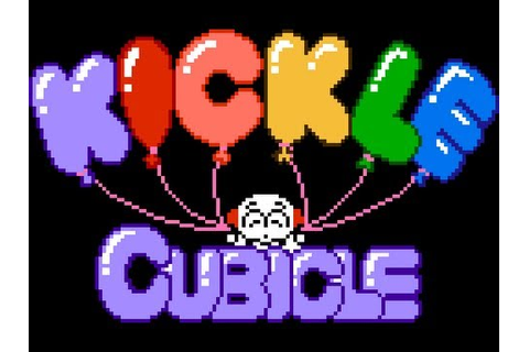 Kickle Cubicle (NES) Review: The Game Inspector Ep. 8 ...