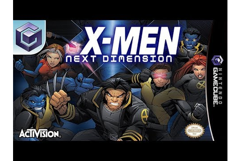 Longplay of X-Men: Next Dimension - YouTube