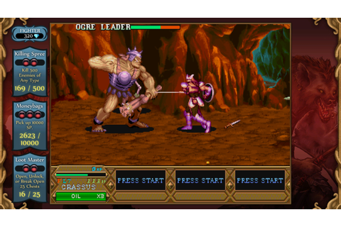 Dungeons & Dragons: Chronicles of Mystara Review | Reviews ...