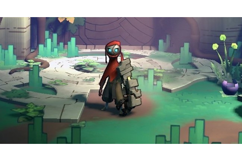 Torchlight developer teases its next game Hob • Eurogamer.net