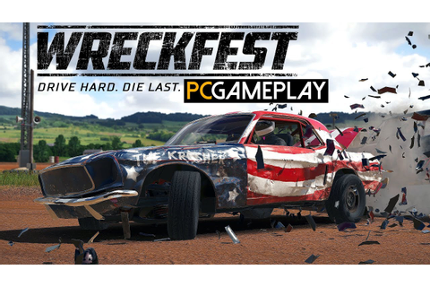 Wreckfest Gameplay (PC HD) - YouTube