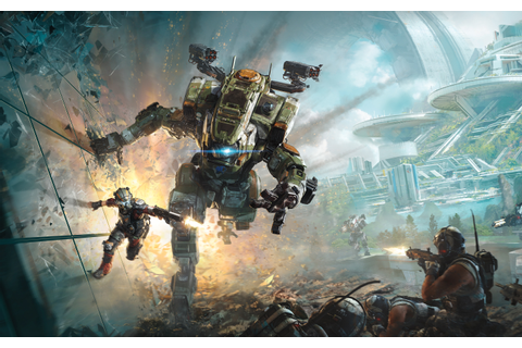Titanfall 2 2016 Game 4K Wallpapers | HD Wallpapers