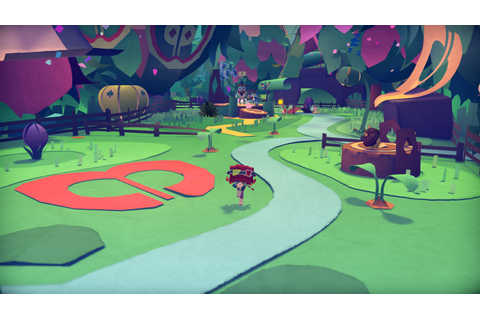 Tearaway Unfolded PS4 Review: Kid Friendly | USgamer