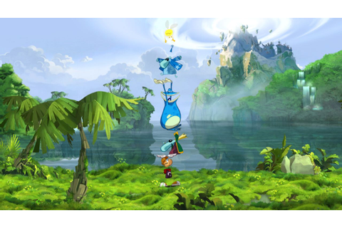 Download Free Games Compressed For Pc: rayman origins Download
