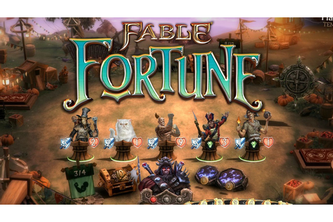 Fable Fortune Kickstarter canceled as developer finds ...