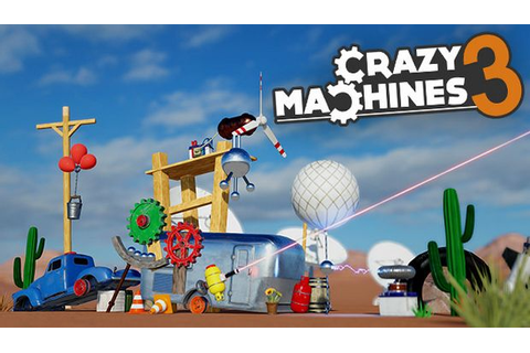 Crazy Machines 3 Free Download (v1.5.0) « IGGGAMES