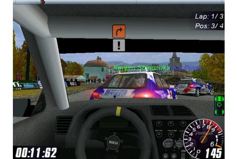 Michelin Rally Masters: Race of Champions (2000 - Windows ...
