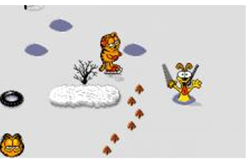 Garfield Winter's Tail Download (1989 Amiga Game)