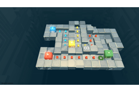 Death Squared (PS4 / PlayStation 4) Game Profile | News ...