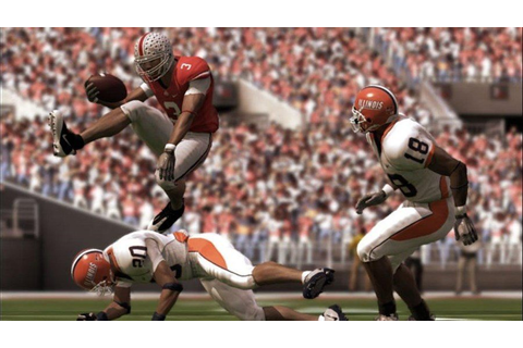 NCAA Football 11 News, Achievements, Screenshots and Trailers