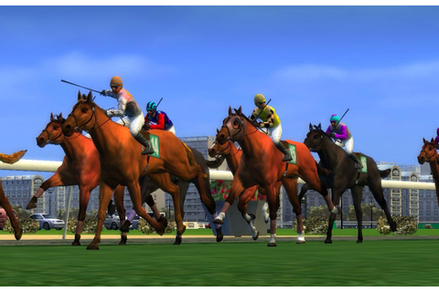Two of The Best Horse Racing Games
