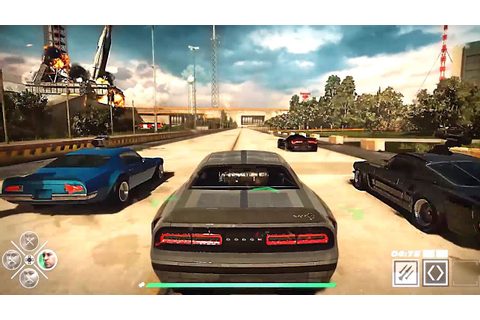 FAST & FURIOUS CROSSROADS Bande Annonce de Gameplay (2020 ...