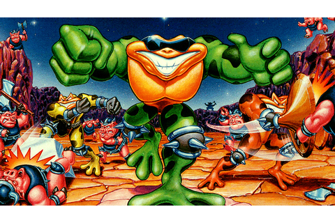 Battletoads trademarked by Microsoft - VG247