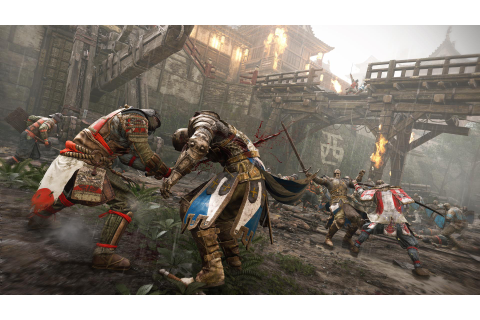 For Honor closed alpha dates announced, PC port details ...