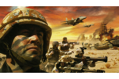 CGRundertow CONFLICT: DESERT STORM 2 BACK TO BAGHDAD for ...
