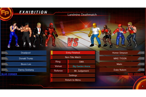 Forget WWE 2K18! Fire Pro Wrestling World Is The Wrasslin ...