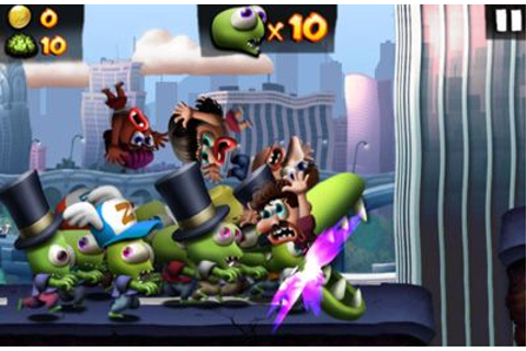 Zombie Carnaval iPhone game - free. Download ipa for iPad ...