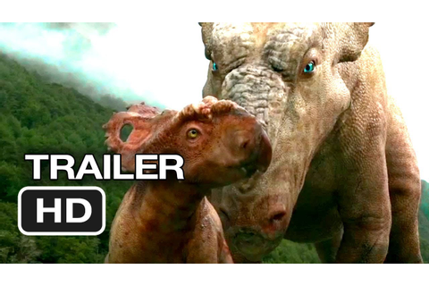 Walking With Dinosaurs 3D Official Trailer #2 (2013) - CGI ...