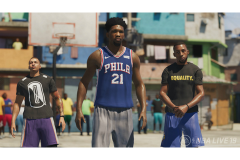 NBA Live 19 Review – Still Searching For Its Shot - Game ...