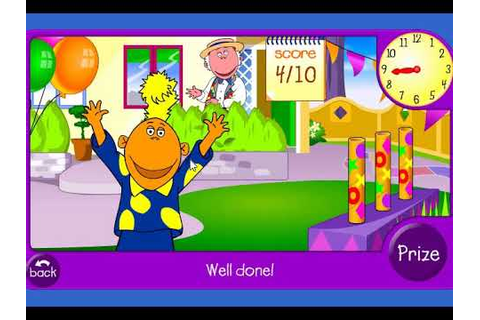Cbeebies Tweenies Fun Fair Game - YouTube