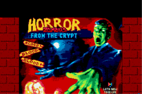 Download Horror Zombies from The Crypt - My Abandonware