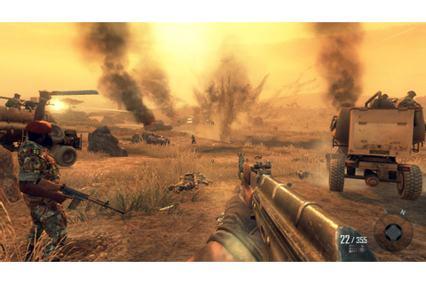 Call of Duty: Black Ops 2 Review (Multi-Platform) :: Games ...