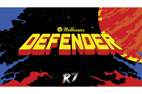 Defender | 1981 | Arcade | Gameplay | HD 720p 60FPS - YouTube