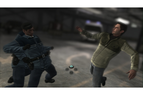 [MU] Bourne Conspiracy [PS3]