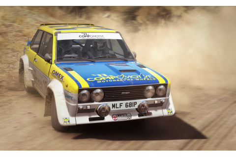 DiRT Rally – Online Events Explained | Codemasters Blog
