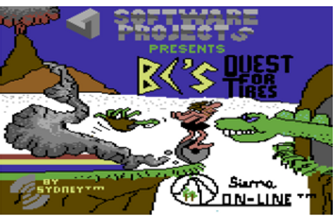 B.C.'s Quest for Tires - C64-Wiki