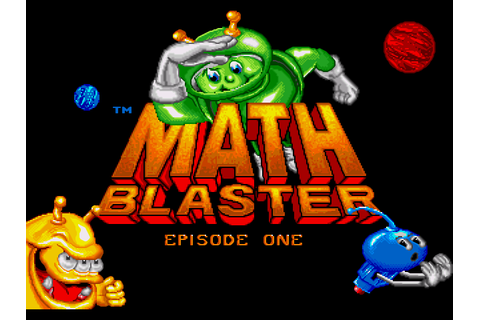 Math Blaster Screenshots | GameFabrique