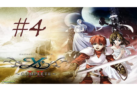 Ys I: Ancient Ys Vanished - Part 4 - Money and Fortune ...