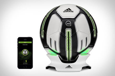 My Feedly: Adidas MiCoach Smart Soccer Ball – Your ...