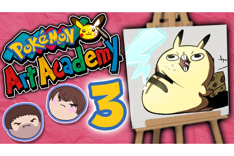 Pokemon Art Academy: New Possibilities - PART 3 ...
