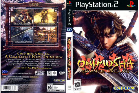 Download Game Onimusha - Dawn Of Dream (Disc 1) PS2 Full ...